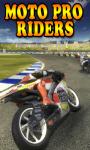 Moto Pro Riders Free screenshot 2/3