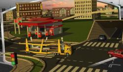 3D Car Transport Trailer  regular screenshot 6/6