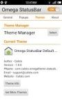 Omega StatusBar screenshot 4/6