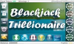 Blackjack Trillionaire Free screenshot 1/5