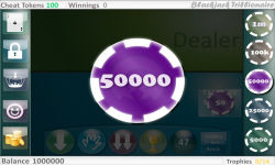 Blackjack Trillionaire Free screenshot 2/5