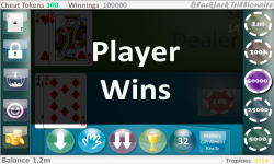 Blackjack Trillionaire Free screenshot 3/5
