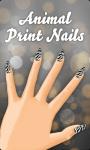 Animal Print Nails Free screenshot 1/2