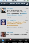 Social Sites 2010 1.1 screenshot 1/1