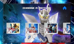Ultraman Puzzle-sda screenshot 2/5