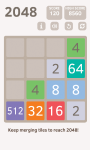 2048 Number Puzzle screenshot 1/3