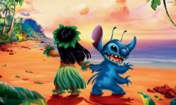 Cute Lilo and Stitch the movie HD Wallpaper screenshot 1/6