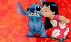 Cute Lilo and Stitch the movie HD Wallpaper screenshot 5/6