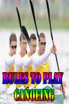 Rules to play Canoeing screenshot 1/4