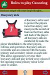 Rules to play Canoeing screenshot 4/4