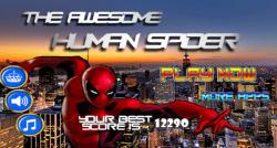 Awesome Human Spider screenshot 1/2