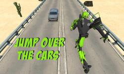 Sahin - Traffic Runner Robot screenshot 4/4