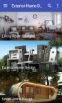 Exterior Home Design screenshot 3/6