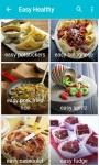 Easy Healthy Food Recipes screenshot 4/6
