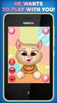 Chat with Kitten - Play with Fluffy Cat screenshot 2/3