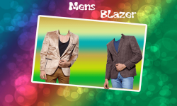 Images of Man blazer photo suit screenshot 2/4