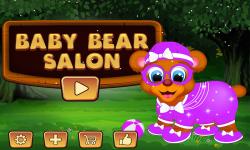 Baby Bear Salon screenshot 1/5