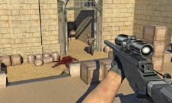 kill Gunner shot at war screenshot 1/4