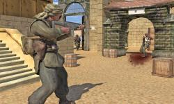 kill Gunner shot at war screenshot 2/4