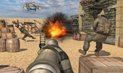 kill Gunner shot at war screenshot 3/4