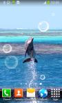Dolphin Live Wallpapers Best screenshot 2/6