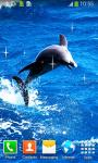 Dolphin Live Wallpapers Best screenshot 3/6
