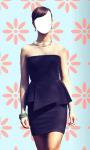 Woman Short Dress Photo Editor Top screenshot 3/6
