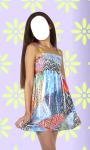 Woman Short Dress Photo Editor Top screenshot 5/6