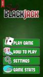 Spel Blackjack Free screenshot 1/6