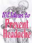 101 Ideas to Prevent Headache screenshot 1/2