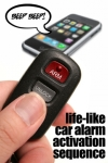 Anti Theft Alarm FREE: STEP AWAY FROM THE PHONE! screenshot 1/1