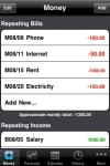 Bill Tracking and Balance Forecasting screenshot 1/1