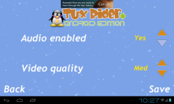 Tux Rider screenshot 3/5