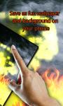 Play With Fire Finger Fun LWP Free screenshot 3/3