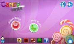 Candy Ninja screenshot 1/4
