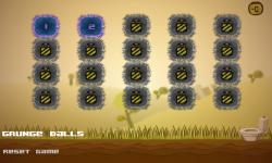 Grunge Balls screenshot 1/3