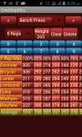 One Rep Max Calculator screenshot 1/1