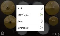 Drum Solo HD drumkit screenshot 3/3