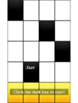Piano Tiles : Dont Tap The White Tile screenshot 3/4