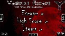 Vampire Escape - The War Of Darkness screenshot 4/4