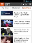 International Business Times Reader screenshot 2/4