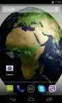 Earth Video Live Wallpaper screenshot 3/4