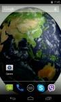 Earth Video Live Wallpaper screenshot 4/4