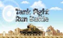 Tank fight and Run Battle screenshot 1/4