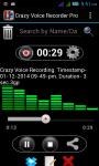 Crazy Voice Recorder screenshot 1/6