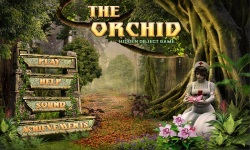 Free Hidden Object Game - The Orchid screenshot 1/4