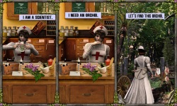 Free Hidden Object Game - The Orchid screenshot 2/4