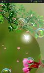 Pink Sakura Flow Bubbles HD screenshot 1/3