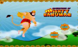 Mighty Hanuman screenshot 1/6