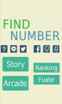 FindNumber - Touch Numbers - screenshot 1/4